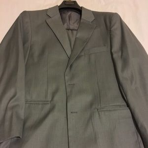 Other - Gray 2 piece suit -42R